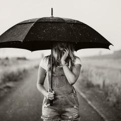 Dežuje pa kaj potem
